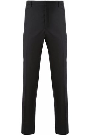 AIEZEN Straight leg trousers