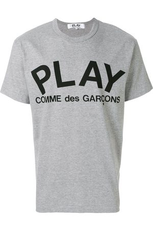 Comme des Garçons Printed logo T-shirt