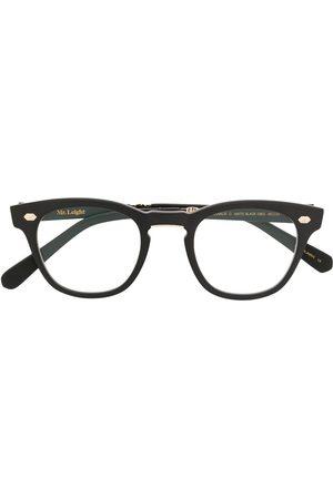 Garrett Leight Chunky frame glasses