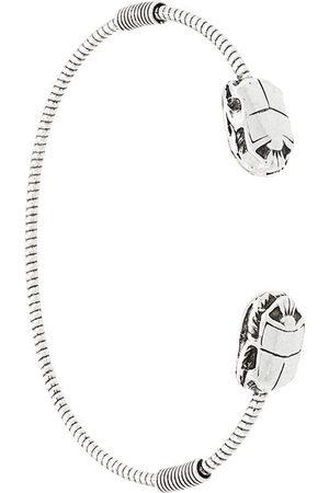 Gas Bijoux Duality large Scaramouche Twist bracelet