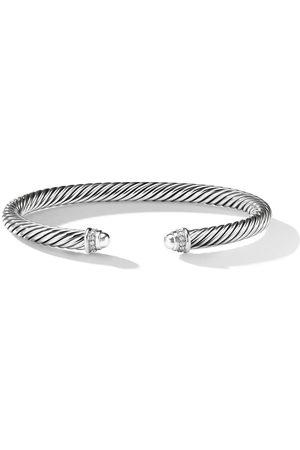 David Yurman Cable Classics diamond 5mm cuff