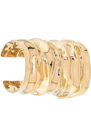 Annelise Michelson Draped large cuff