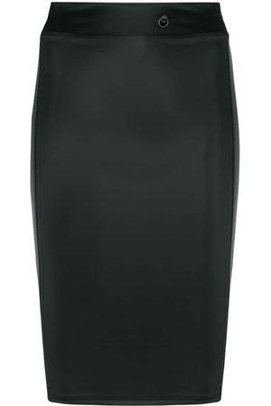 MAISON CLOSE Chambre shape skirt