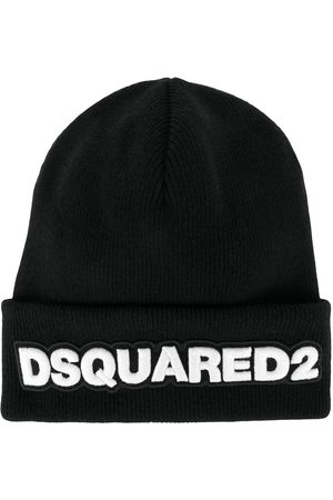 Dsquared2 Branded beanie hat