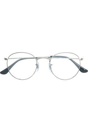 Ray-Ban Round metal glasses