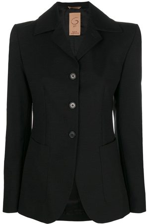 ROMEO GIGLI 2000's fitted buttoned jacket