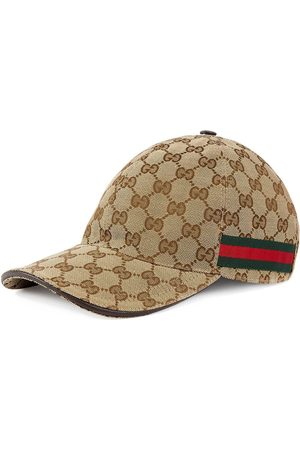 Gucci Original GG canvas baseball hat with Web