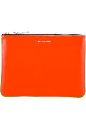 Comme des Garçons Super Fluo classic wallet
