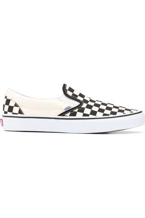 Vans Check print slip-on sneakers