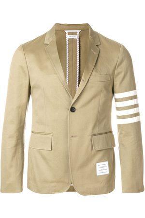 Thom Browne 4-bar Unconstructed Sport Coat