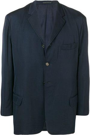 YOHJI YAMAMOTO 1990's buttoned blazer
