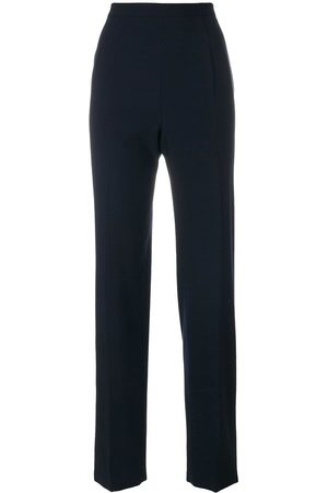 Moschino High rise tailored trousers