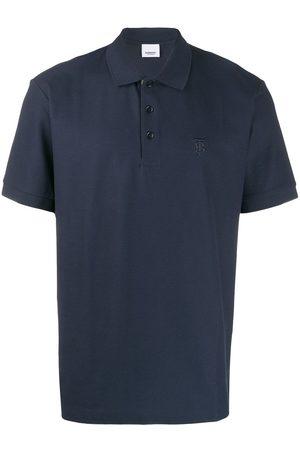Burberry Muži S límečkem - Monogram motif polo shirt