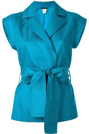 VERSACE Ženy Společenské vesty - Belted waistcoat