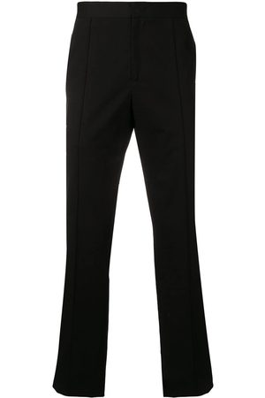 YANG LI Zipped pocket straight trousers