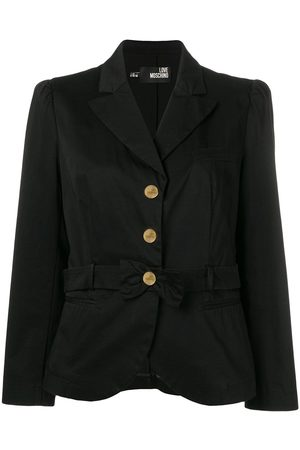 Moschino 2000's bow detail jacket