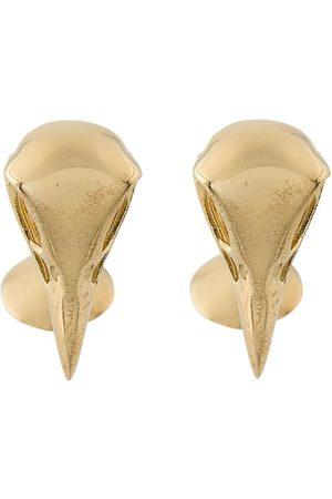 SHAUN LEANE Eagle Skull cufflinks