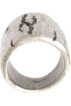 TOBIAS WISTISEN Prstýnky - Cracked ring