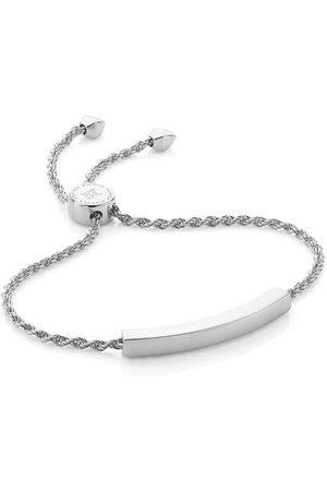 Monica Vinader Linear Chain bracelet