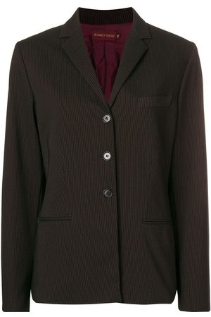 ROMEO GIGLI Pinstriped blazer