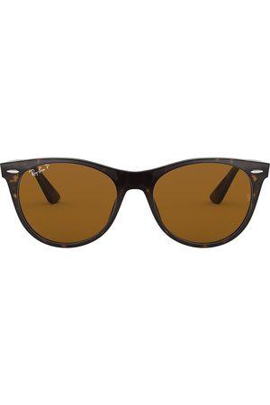 Ray-Ban Wayfarer II tortoiseshell sunglasses