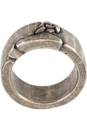 TOBIAS WISTISEN Embossed design ring