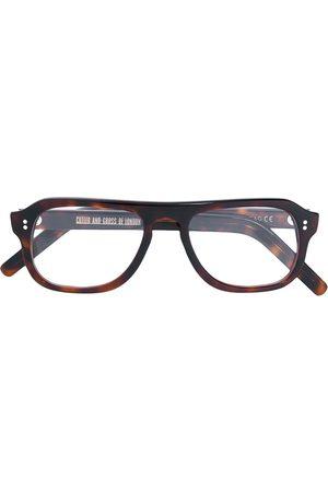 CUTLER & GROSS Square frame glasses