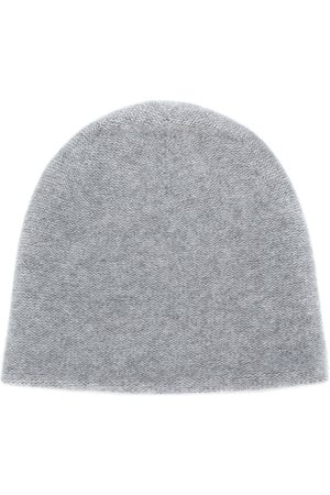 N.PEAL Muži Čepice - Cashmere knitted beanie