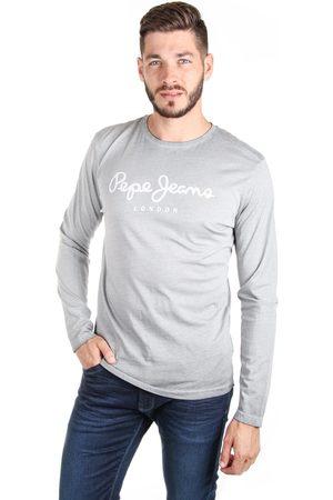 Pepe Jeans Pánské šedé tričko West