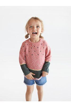 Zara Děti Svetry - úpletový svetr s melounem