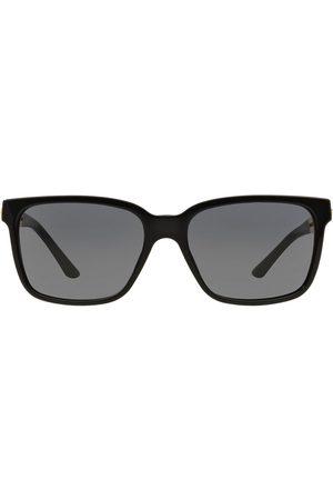 VERSACE Square cut out arm sunglasses