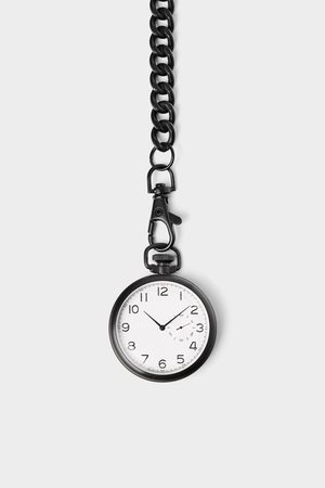 Zara Kapesní hodinky vintage look