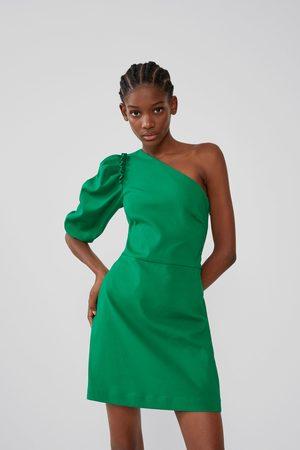 Zara Asymetrické šaty