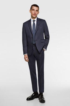 Zara Pruhované oblekové sako