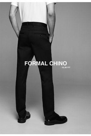 Zara Kalhoty chino slim