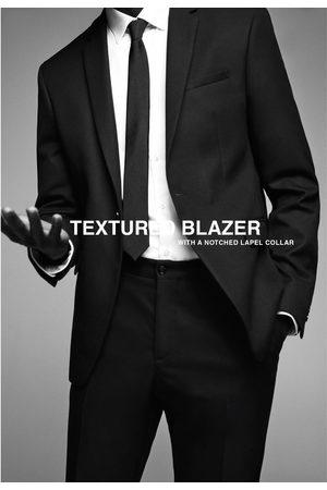 Zara Oblekové sako s texturou