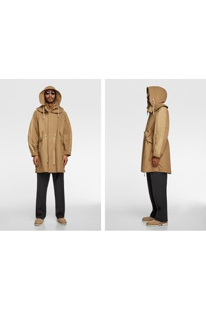 Zara Parka s odnímatelnou kapucí