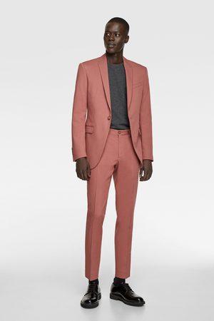Zara Barevné oblekové sako