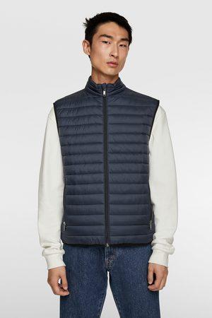 Zara Lehká prošívaná vesta