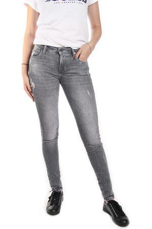 Guess Dámské šedé džíny