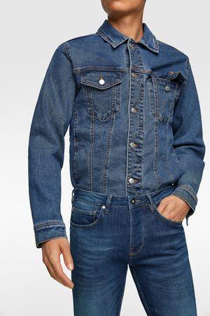 Zara Muži Skinny - Jeans skinny softness