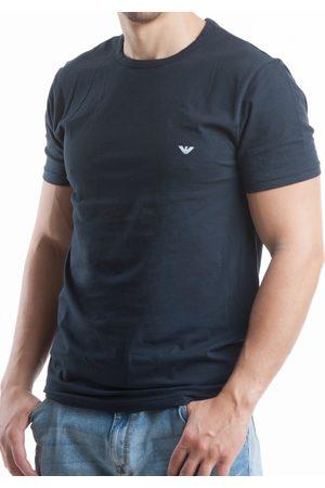 Emporio Armani Muži S krátkým rukávem - Pánské tričko 111267 CC717 MB L