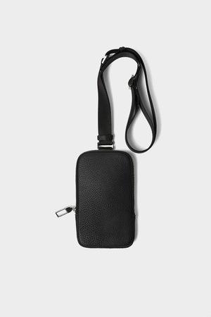 Zara Sportovní pouzdro na telefon černé
