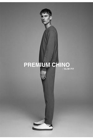 Zara Kalhoty chino premium