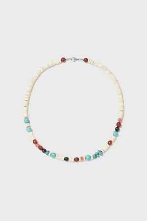 Zara Krátký štrasový náhrdelník