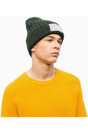 Calvin Klein Muži Čepice - Pánská čepice Chunky