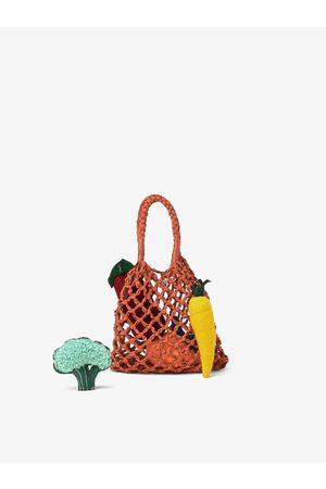 Zara Kabelky - Kabelka shopper zelenina
