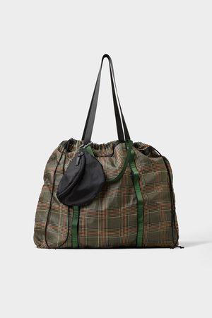 Zara Skládací taška tote bag