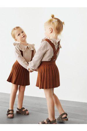 Zara úpletová sukně s třásněmi