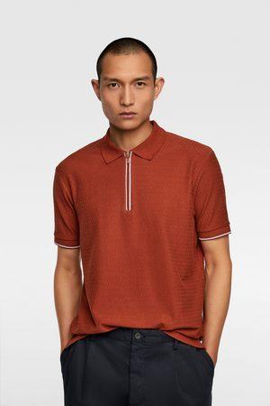 Zara Polokošile s texturou